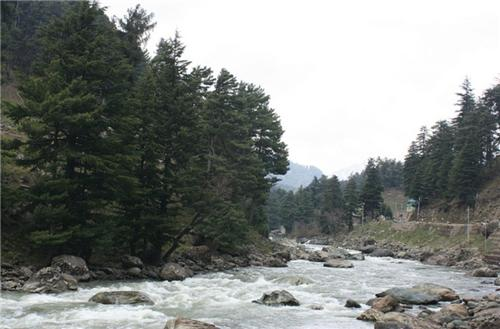 Rivers of Jammu Kashmir