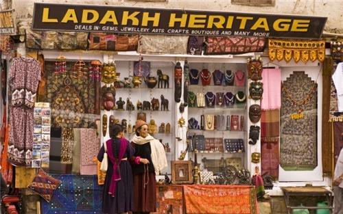Shops in Ladakh