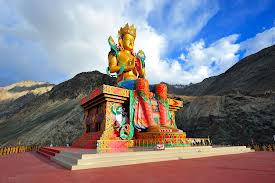 Buddhist Religious places in Jammu Kashmir