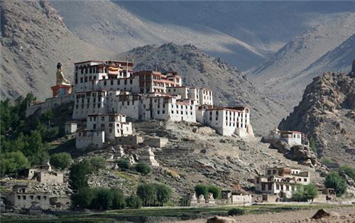 Famous Monasteries of Ladakh Region