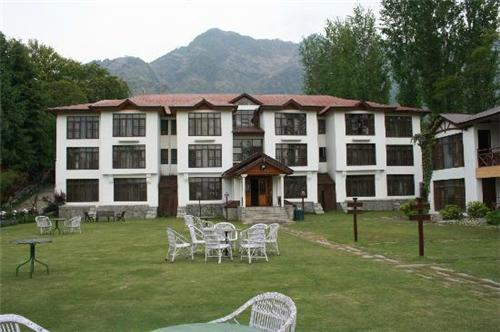 Cozyness at Heevan Resort in Jammu Kashmir