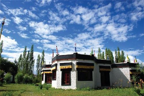 Natural Environment of Ladakh Sarai Resort in Leh
