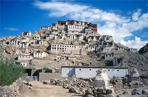 Monasteries in Leh