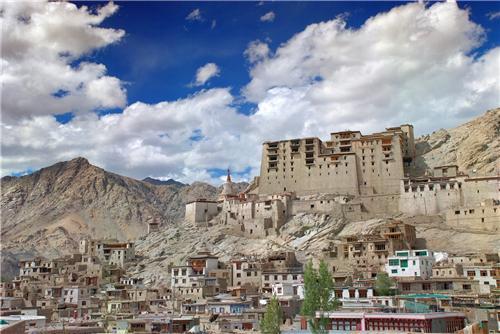 Tourism in Leh