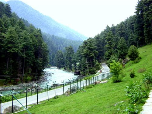 Tourism in Pahalgam