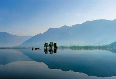 Water Bodies in Jammu Kashmir