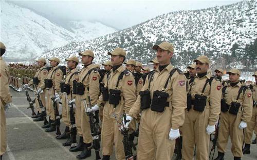 Police Department of Jammu Kashmir