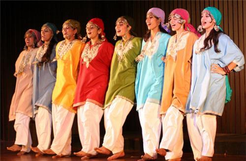 Dances of Jammu and Kashmir