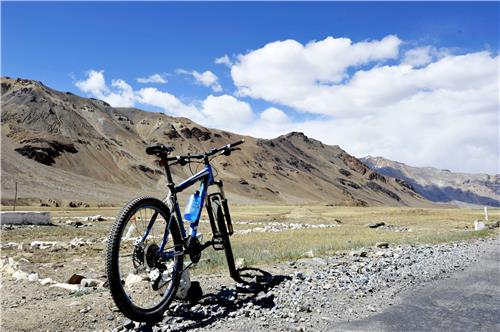 Requisites for   Cycling in Jammu and Kashmir