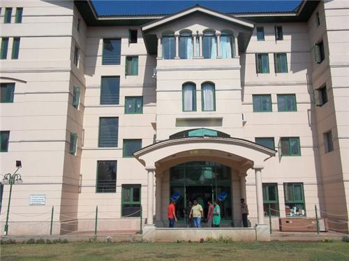 Hospitals in Kashmir Valley