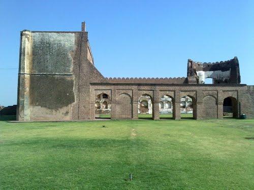 Akhnoor fort