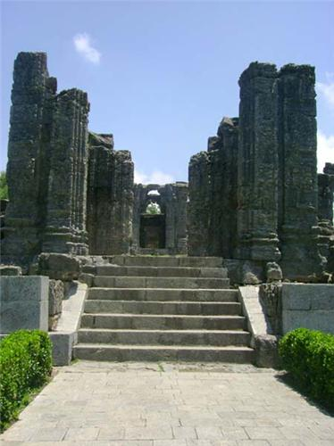 Riuns of Awantishwar Temple