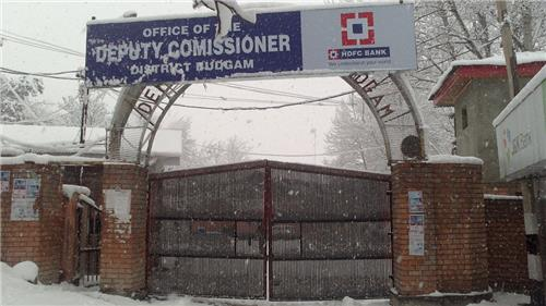 Office of Deputy Commissioner Budgam