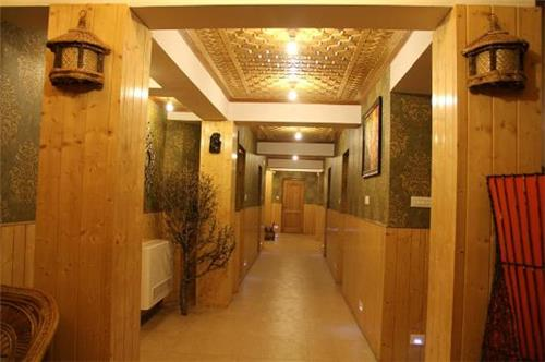 Accommodation at Baramulla