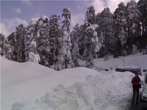 Batote in Winter