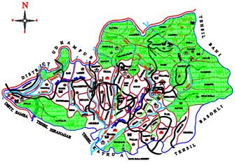 Administrative Division of Billawar