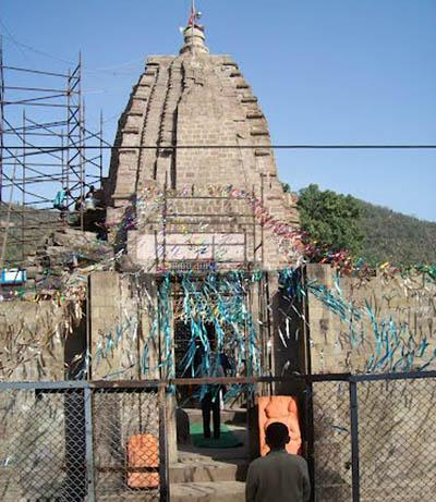 Famous Temple in Billawar