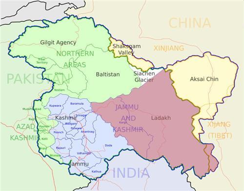 Chadura at Budgam in Jammu Kashmir