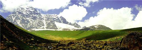 Mount Harmukh