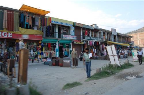 Ganderbal Main Market