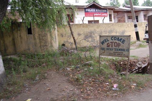 Police Station In Ganderbal