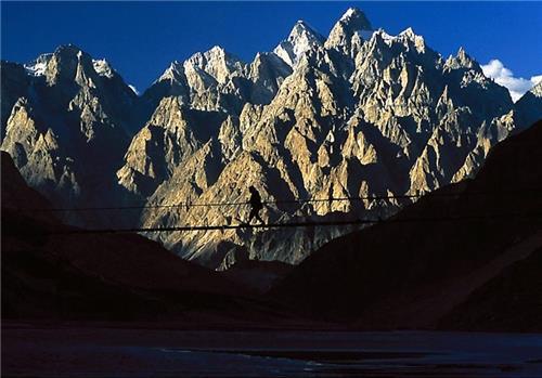 Trekking to Pir Panjal Range from Gulmarg