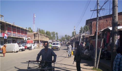 Handwara Roads