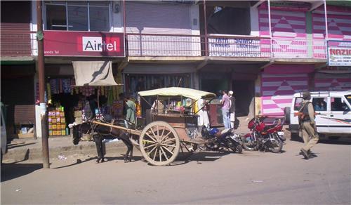 Handwara City Transport