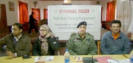 Handwara Police