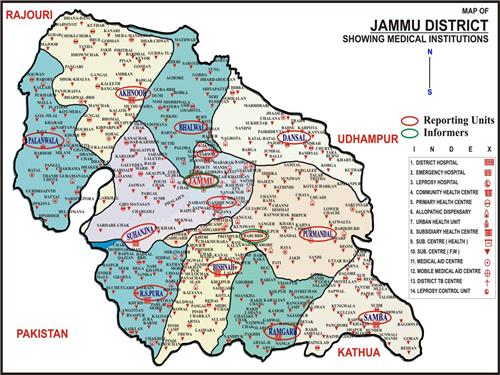 Jourian in Jammu Kashmir