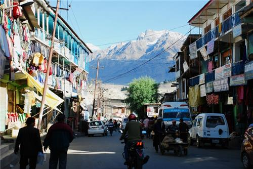 Business and Economy of Kargil