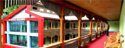 Wonderful Accommodations at Siachen Hotel in Kargil