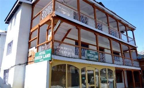 Greenland Hotel in Kargil