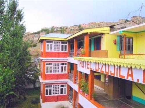 Hotel Dzojila in Kargil