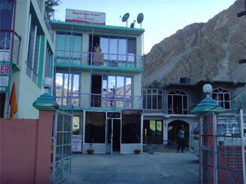 Accommodations at Royal Inn Hotel in Kargil