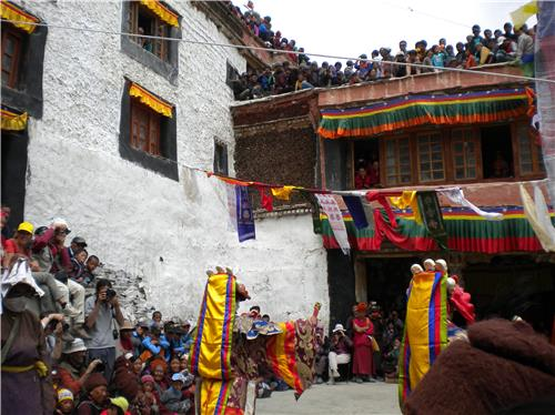 Heritage and History of Karsha Monastery