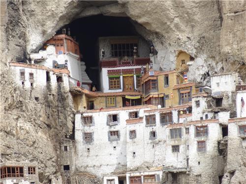 Old Monasteries in Kargil region