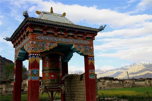 Attractions of Sani Monastery in Kargil