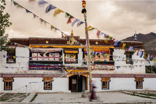 Monasteries in Kargil District