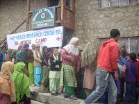 Health Services in Kargil
