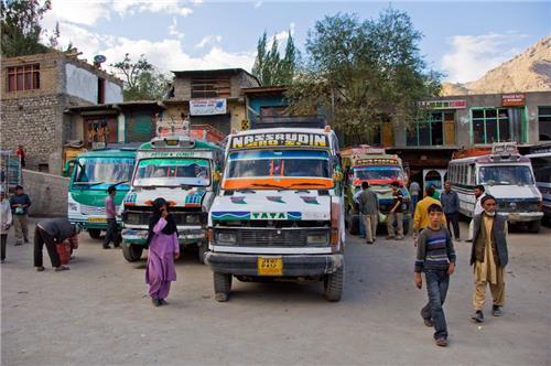 Transport Services in Kargil