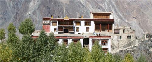 Beautiful Monasteries in Kargil