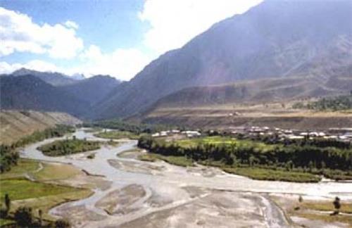 Picturesque Locales in Suru Valley of Kargil