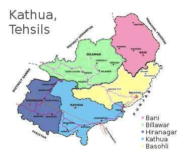 Information About Kathua in Jammu and Kashmir