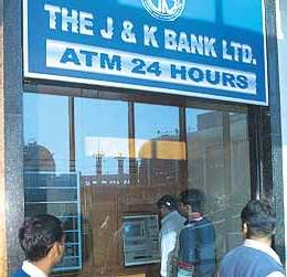 Details of J&K Bank Branches in Kathua