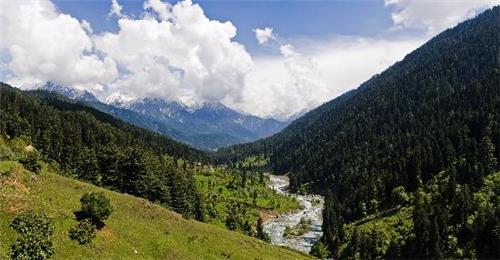 Spectacular Valleys in Kathua