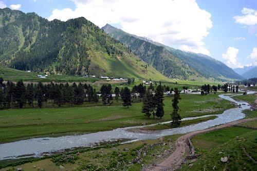 Valleys in Kishtwar