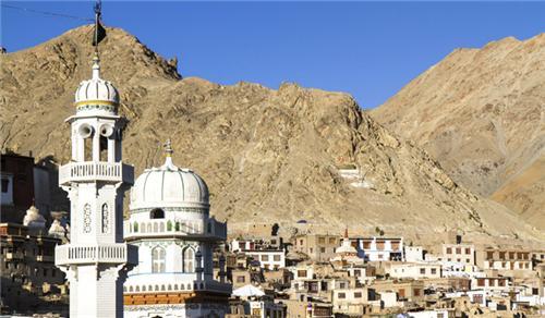 Jama Masjid in Leh
