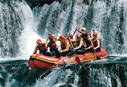 About River Rafting in Leh Ladakh