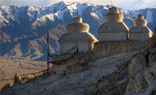 The Shey Gompa